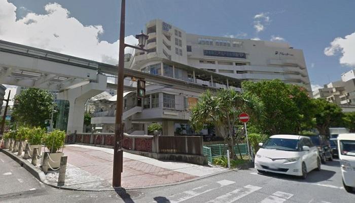 県庁前駅周辺