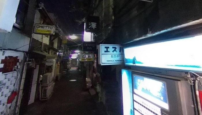 ゴールデン街 新宿