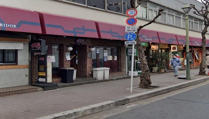 Hub (ハブ)コリドー店