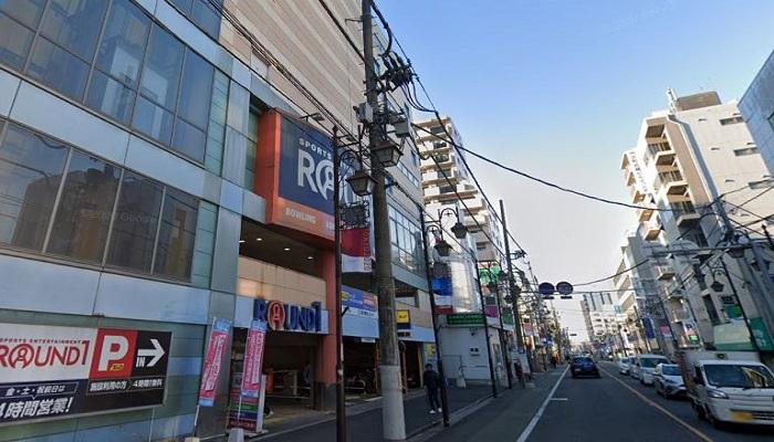 ラウンドワン 大宮店