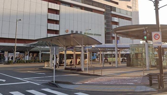 静岡駅周辺