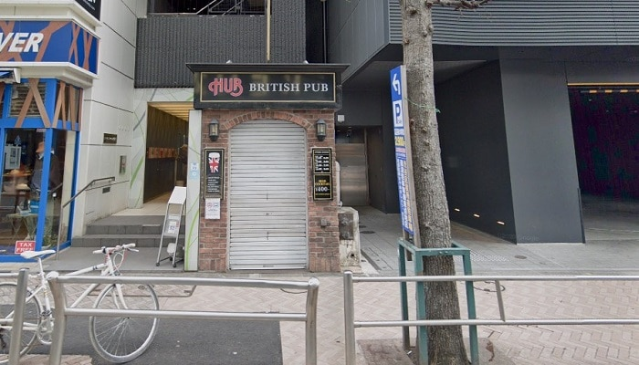 HUB渋谷店