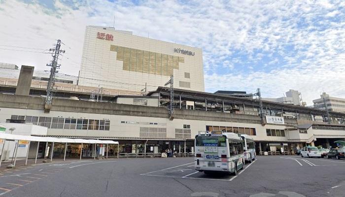 近鉄四日市駅周辺