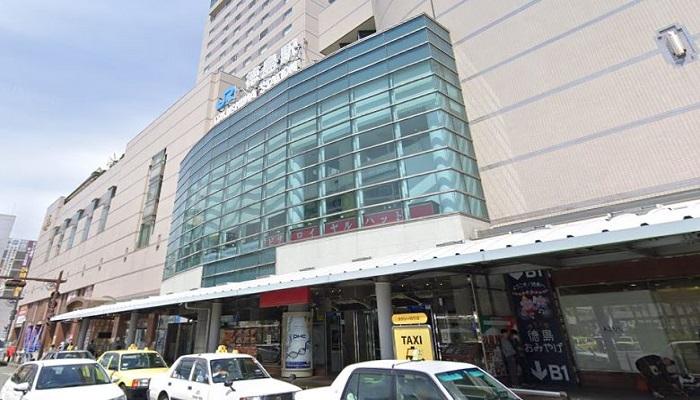 徳島駅周辺