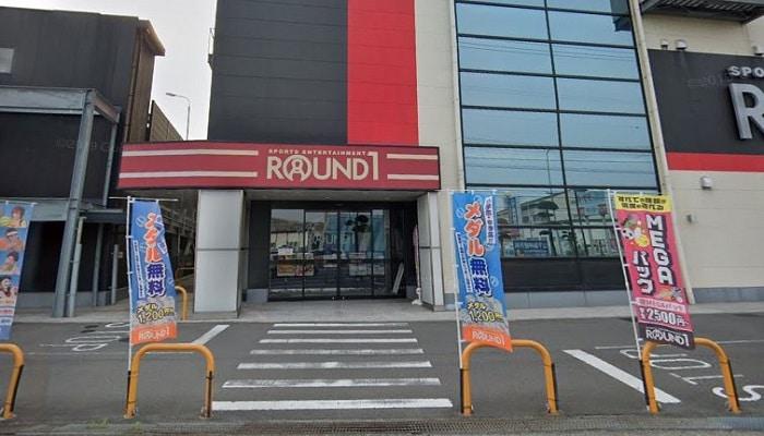 ラウンドワン 松山店