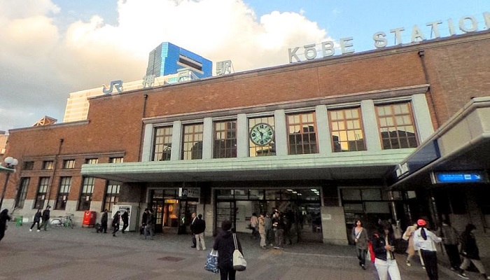 神戸駅周辺